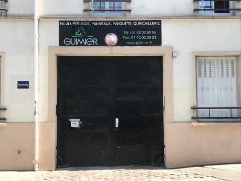 Guimier rue du Docteur Potain 75019 Paris